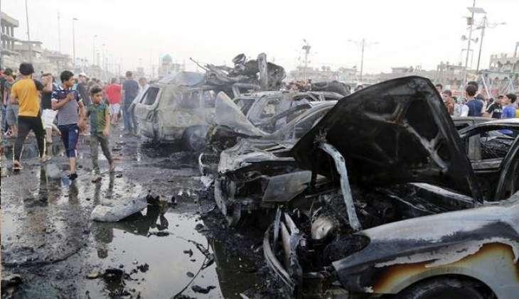 IS attack on Iraq police station kills three
