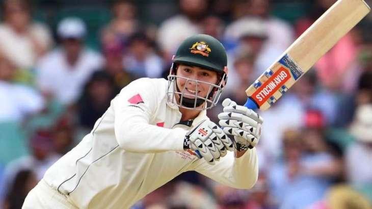 Cricket: Ton-up Renshaw states case for India tour