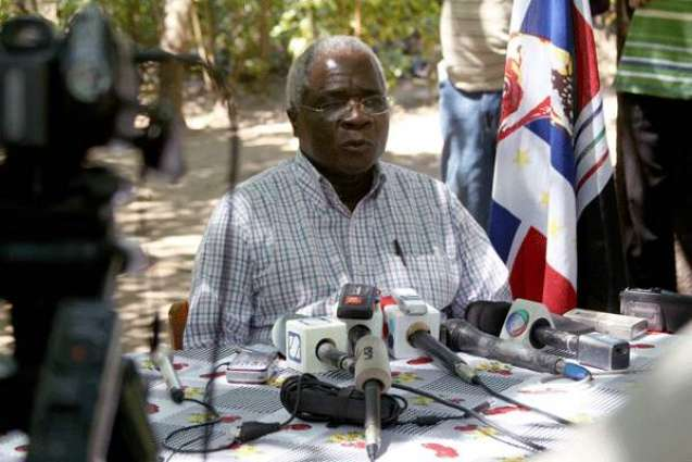 Mozambique rebel leader announces two-month ceasefire