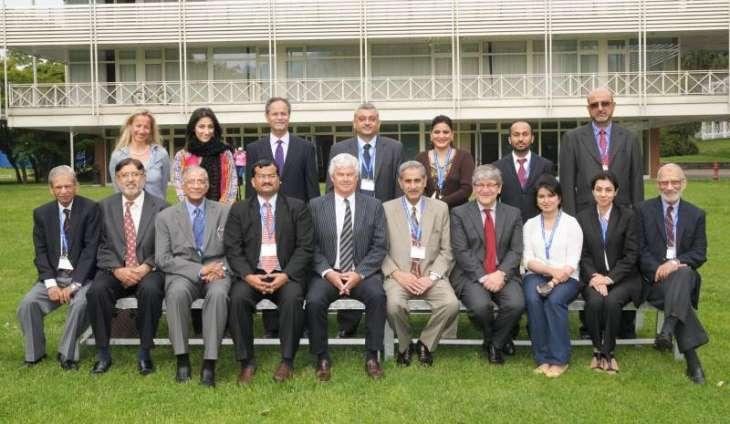 Majyd Aziz elected as president of EFP