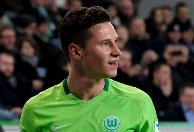 German international Draxler signs for PSG