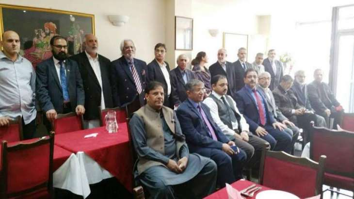 Two-day int'l parliamentary seminar on Kashmir from Jan 5