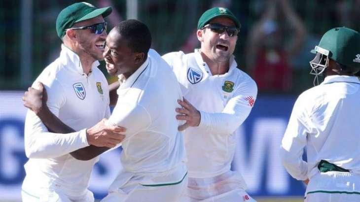 Rabada, Philander wreck Sri Lanka innings