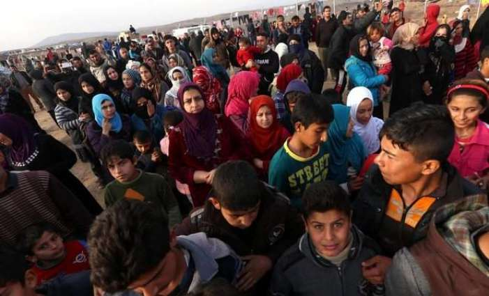 Number of displaced in Mosul op passes 125,000: UN