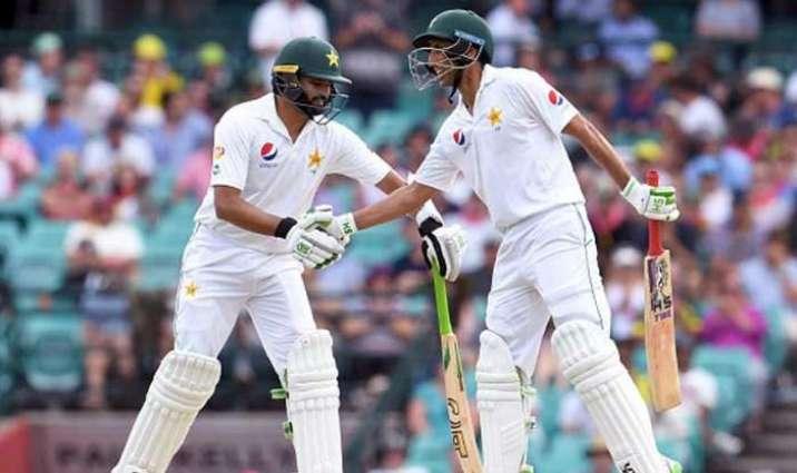 Cricket: Pakistan 126-2, trail Australia by 412 at close