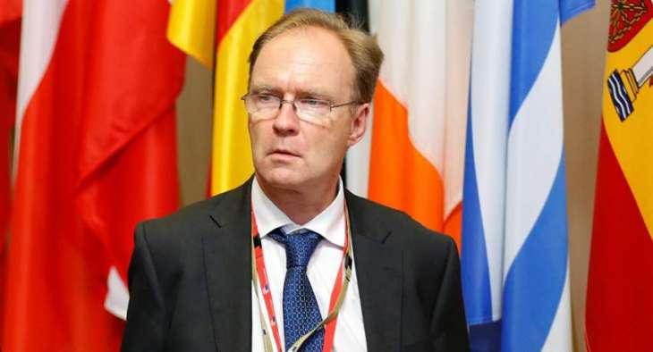 EU Commission 'regrets loss' of UK ambassador