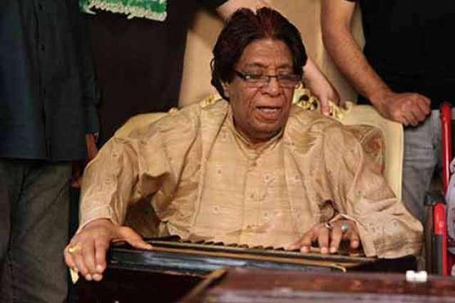 President grieved over sad demise of Ustad Fateh Ali Khan