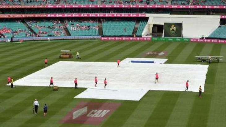 Session washed out in Australia-Pakistan Test