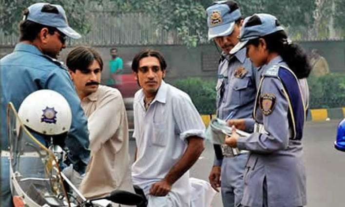 Traffic wardens face of Lahore police: CCPO
