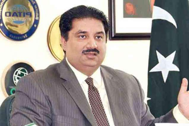 Khurram stresses for JTC to boost trade with UK