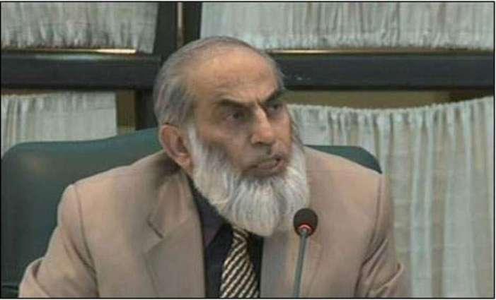 عضو البرلمان الأوروبي يلتقى مساعد خاص رئيس وزراء باكستان للشؤون الخارجية