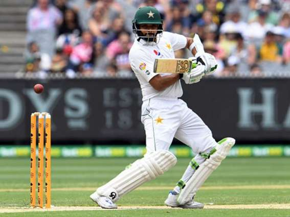 Australia v Pakistan scoreboard