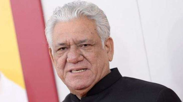 Acclaimed Indian actor Om Puri dies aged 66