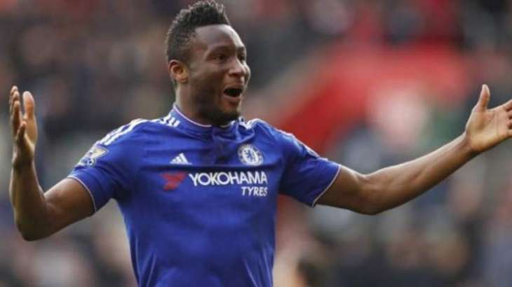 Football: Mikel leaves Chelsea for China