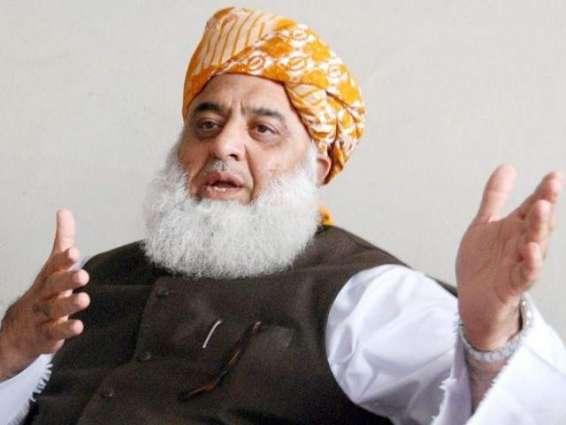 Maulana Fazal shifted to private room in hospital