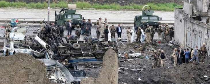 مقتل شخص وإصابة آخر بجروح في انفجار لغم أرضي بإقليم بلوشستان