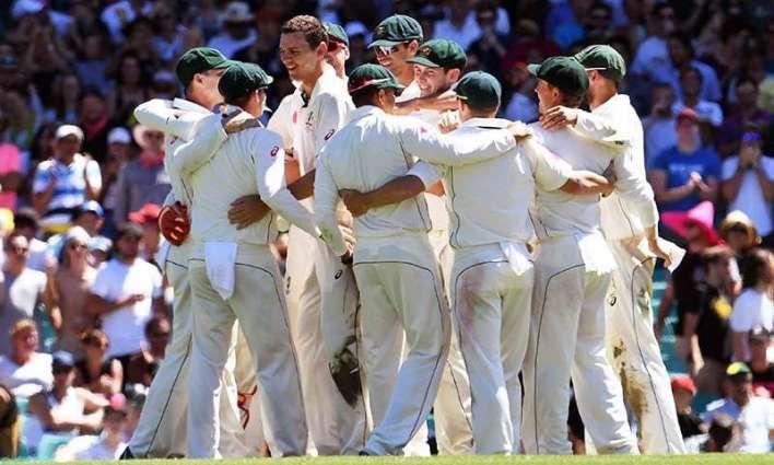 Cricket: Australia beat Pakistan to sweep Test series