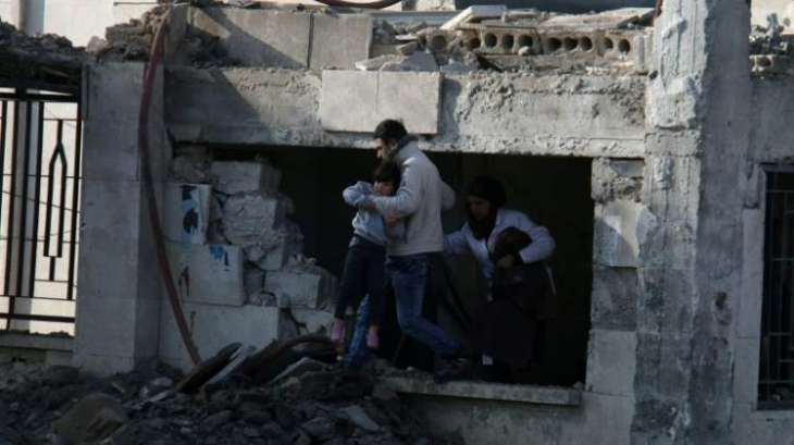 Toll rises to 43 in car bombing in Syria's Azaz: monitor