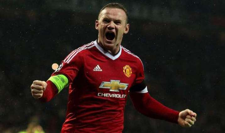 Football: Wayne Rooney equals Man Utd scoring record