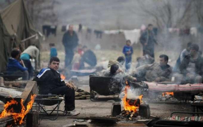 په بلغاريه كښې د سخت ساړه له امله دوه عراقي كډوال مړه شوي