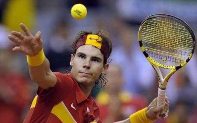 Fishing can wait for fired-up Nadal