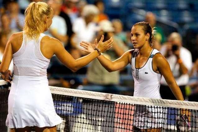 Tennis: Cibulkova, Wozniacki win in Sydney
