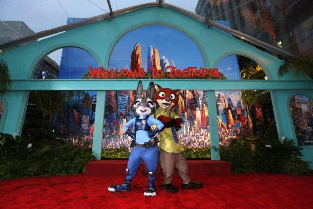 'Zootopia' takes home best animated feature Globe