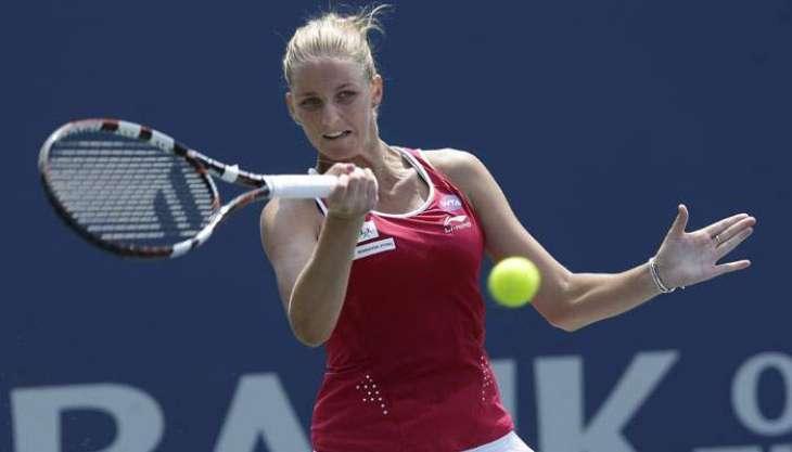 Tennis: Pliskova up to career-best fifth in WTA rankings