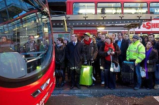 Tube strike hits millions of Londoners