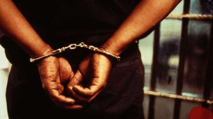 وہاڑی اچ کاونٹر ٹیررازم ڈیپارٹمنٹ دی کارروائی ، 25 مشتبہ بندے گرفتار