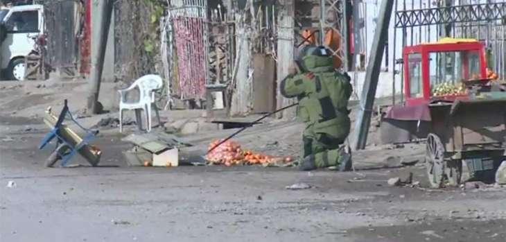 Nine injured in gas cylinder blast in Matta