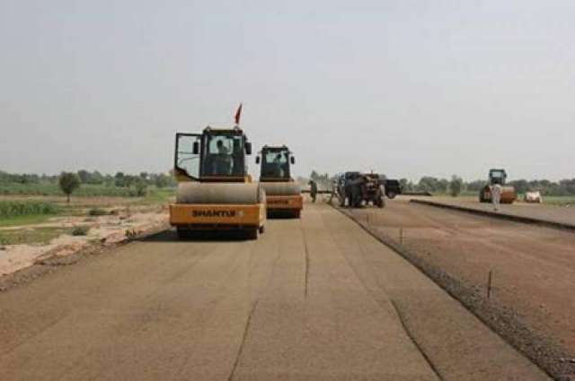 Thakot-Havelian Motorway section to be completed in 3 years