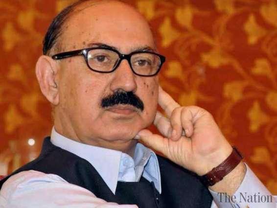 مستشار رئيس الوزراء الباكستاني للتراث الأدبي والتاريخ الوطني: رئيس الوزراء نواز شريف يؤكد على ضرورة عملية