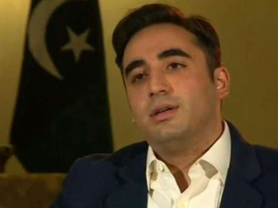Bilawal expresses grief over death of journalist's father