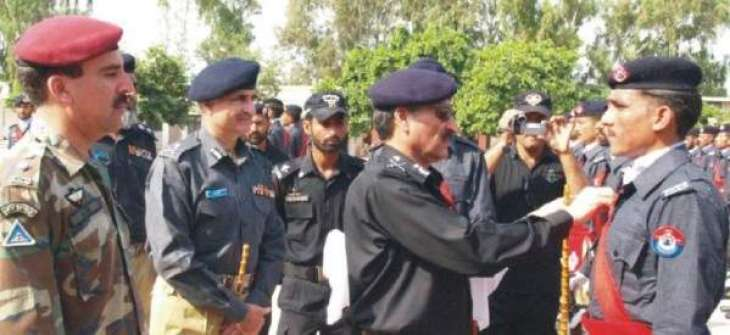 Recruitment of constabulary through NTS in KP Police completed