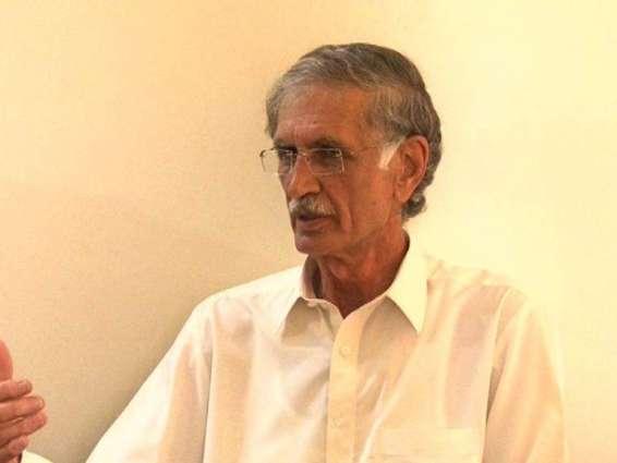 KP govt making efforts for transformation of universities: Khattak