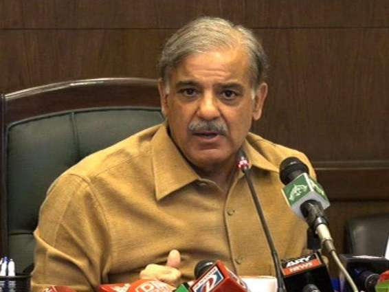 Elements hindering national development not sincere to masses: Shehbaz