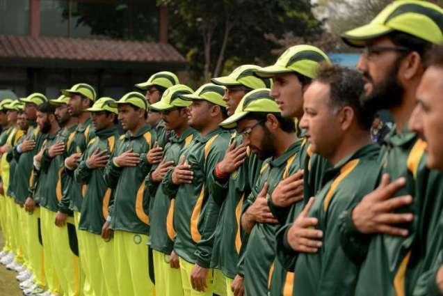 Pak-India blind cricket teams to lock horns on Feb 1