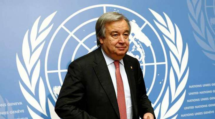 New UN chief urges SC to end conflicts, promote peace