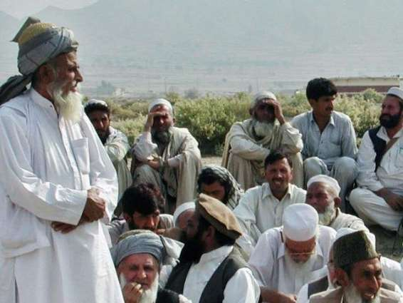 Jirga organised to remove misconceptons about polio vaccination