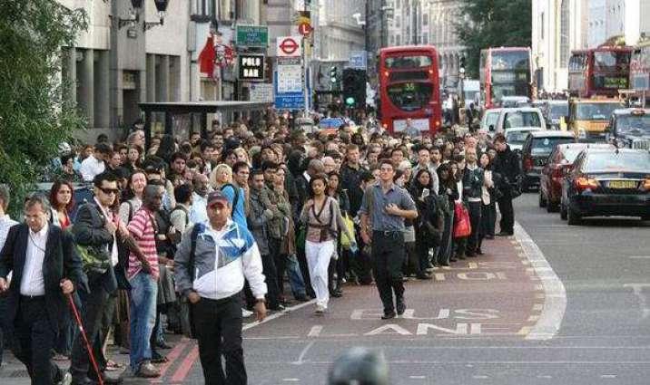 Strikes bring fresh transport chaos to Britain