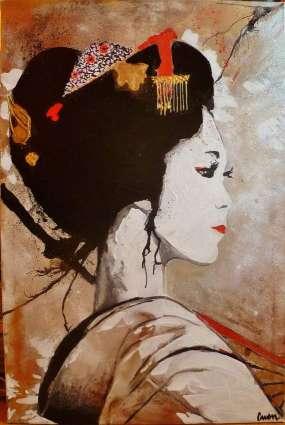 Painting exhibition `Personal Mythologies' begins
