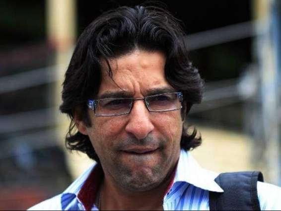 سابق ٹیسٹ کرکٹر وسیم اکرم دی گر فتاری لئی وارنٹ جاری