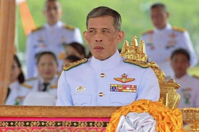 Thai king orders charter amendment in rare intervention
