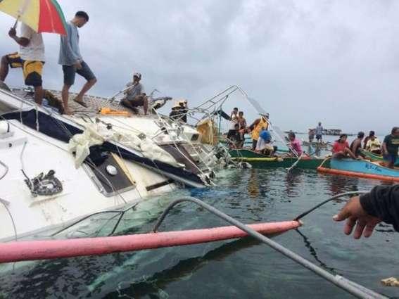 د سوئېلي فلپائن په سمندر كښې سمندري غلو 8 كب نيونكي ووژل