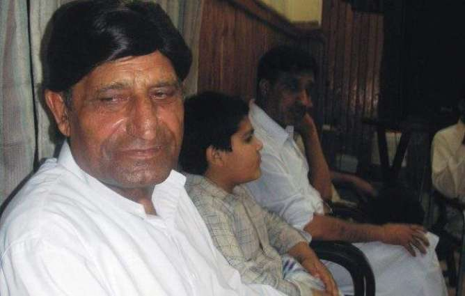 Condolence reference held for late senior actor Omar Daraz