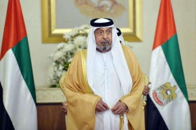 شیخ خلیفہ بن زید دی اپیل تے دبئی مین نماز استسقا اداکیتی گی