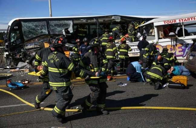 ہیٹی، ٹریفک حادثے اچ 20 بندے ہلاک