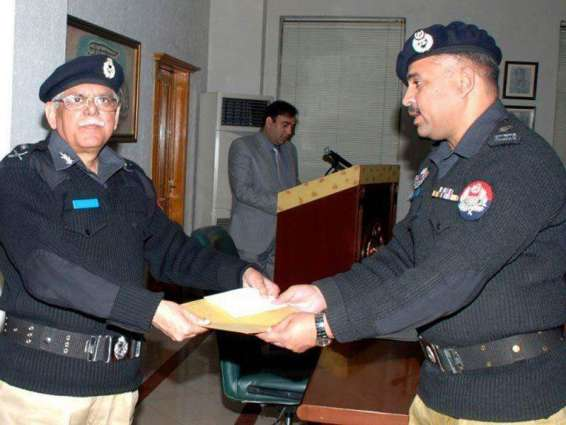 RPO inspects security arrangements at Police Training School Rawat