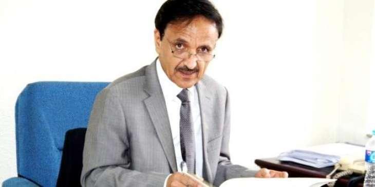وزیر داخلہ چوہدری نثار علی خان دی ایوان بالا دے اجلاس اچ گالھ مہاڑ